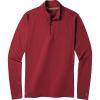 Smartwool Men's Merino 150 Baselayer 1/4 Zip Top - XL - Tibetan Red
