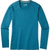 Smartwool Women's Merino 150 Baselayer LS Top - Small - Light Marlin Blue
