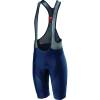Castelli Men's Free Aero Race 4 Bibshort - Large - Dark Infinity Blue