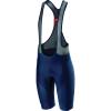 Castelli Men's Free Aero Race 4 Bibshort - XL - Dark Infinity Blue