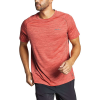 Eddie Bauer Motion Men's Resolution SS Tee - XL - Ink Red