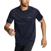 Eddie Bauer Motion Men's Resolution SS Tee - Small - Atlantic
