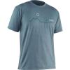 NRS Men's Horizon T-Shirt - Medium - Indigo