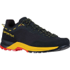 La Sportiva Men's TX Guide Shoe - 41.5 - Black / Yellow