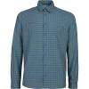 Mammut Men's Lenni LS Shirt - Small - Horizon/Olive