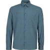Mammut Men's Lenni LS Shirt - Medium - Horizon/Olive
