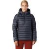 Mountain Hardwear Women's Rhea Ridge Pullover - XS - Dark Zinc