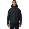 Mountain Hardwear Men's Exposure/2 GTX Paclite Jacket - Small - Dark Storm