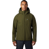 Mountain Hardwear Men's Exposure/2 GTX Paclite Jacket - Small - Dark Army
