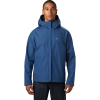 Mountain Hardwear Men's Exposure/2 GTX Paclite Jacket - Small - Better Blue
