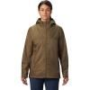 Mountain Hardwear Women's Bridgehaven Jacket - Medium - Raw Clay