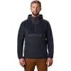 Mountain Hardwear Men's Unclassic Fleece Pullover - Medium - Dark Storm