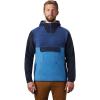 Mountain Hardwear Men's Unclassic Fleece Pullover - Large - Better Blue