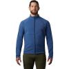 Mountain Hardwear Men's Keele Jacket - Large - Better Blue