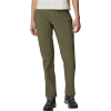 Mountain Hardwear Women's Chockstone/2 Pant - 6 - Light Army