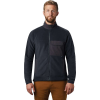 Mountain Hardwear Men's Unclassic Fleece Jacket - XL - Dark Storm