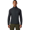 Mountain Hardwear Men's Kor Preshell Pullover - Small - Dark Storm