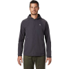 Mountain Hardwear Men's Railay Hoody - Medium - Dark Storm
