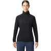 Mountain Hardwear Women's Kor Preshell Pullover - Large - Black