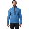 Mountain Hardwear Men's Kor Preshell Pullover - Small - Deep Lake
