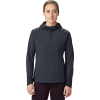Mountain Hardwear Women's Chockstone Pullover - Large - Dark Storm