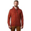 Mountain Hardwear Men's Firetower/2 Hoody - Small - Rusted