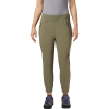 Mountain Hardwear Women's Chockstone Pull On Pant - Medium - Light Army