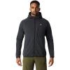 Mountain Hardwear Men's Norse Peak Full Zip Hoody - Medium - Dark Storm