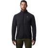 Mountain Hardwear Men's Norse Peak Full Zip Jacket - Medium - Dark Storm