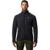 Mountain Hardwear Men's Norse Peak Full Zip Jacket - Small - Dark Storm
