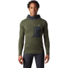 Mountain Hardwear Men's Cragger/2 Hoody - Small - Dark Army