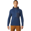 Mountain Hardwear Men's Cragger/2 Hoody - Small - Better Blue