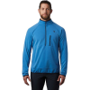 Mountain Hardwear Men's Norse Peak Half Zip Pullover - Medium - Deep Lake