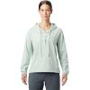 Mountain Hardwear Women's Mallorca Stretch LS Shirt - Medium - Washed Turq