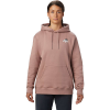 Mountain Hardwear Women's Hotel Basecamp Pullover Hoody - Small - Smoky Quartz