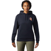 Mountain Hardwear Women's Hand/Hold Pullover Hoody - Large - Dark Zinc