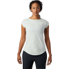 Mountain Hardwear Women's Everyday Perfect SS Tee - Small - Glacial Mint
