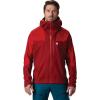 Mountain Hardwear Men's Exposure/2 GTX Active Jacket - XXL - Dark Brick