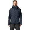 Mountain Hardwear Women's Exposure/2 GTX Active Jacket - Large - Dark Zinc