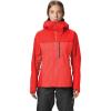 Mountain Hardwear Women's Exposure/2 GTX Active Jacket - Large - Fiery Red