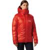 Mountain Hardwear Women's Phantom Parka - Small - Fiery Red