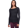 Black Diamond Women's Rhythm LS Tee - Large - Black
