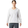 Mountain Hardwear Women's Mallorca Stretch LS Shirt - XL - Steam