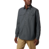 Columbia Men's Silver Ridge2.0 LS Shirt - 4XT - Grill