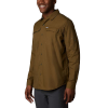 Columbia Men's Silver Ridge2.0 LS Shirt - XXL - Olive Brown