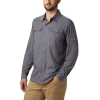 Columbia Men's Silver Ridge2.0 LS Shirt - XXL - City Grey
