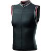 Castelli Women's Promessa 3 Sleeveless Jersey - Large - Light Black