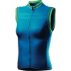 Castelli Women's Promessa 3 Sleeveless Jersey - Medium - Marine Blue
