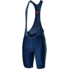 Castelli Men's Entrata Bibshort - Large - Dark Infinity Blue