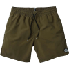 Volcom Men's Lido Solid Trunk - Large - Military